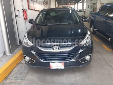 Hyundai ix 35 Limited Aut usado (2015) color Negro precio $219,000