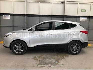 Hyundai ix 35 5P GLS PREMIUM L4/2.0 AUT usado (2015) color Plata precio $199,000