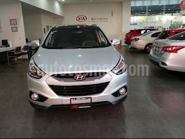 Hyundai ix 35 5p Limited L4/2.0 Aut usado (2015) color Plata precio $225,000