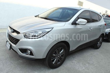 Hyundai ix 35 5p GLS Premium L4/2.0 Aut usado (2015) color Plata precio $225,000