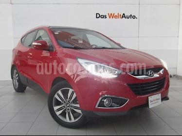 Hyundai ix 35 Limited Aut usado (2015) color Rojo precio $175,000