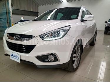 Hyundai ix 35 5p Limited L4/2.0 Aut usado (2015) color Blanco precio $230,000