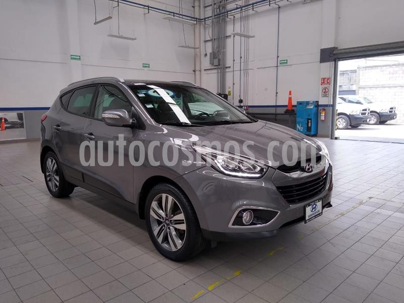 Hyundai ix 35 Limited Aut usado (2015) color Gris precio $225,000