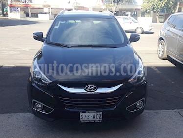 Hyundai ix 35 Limited Aut usado (2015) color Negro precio $205,000
