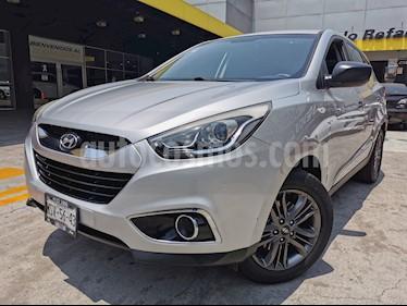 Hyundai ix 35 GLS usado (2015) color Plata precio $175,000