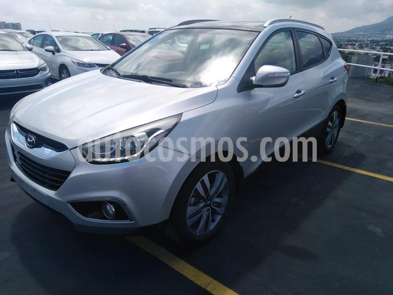 Hyundai ix 35 Limited Aut usado (2015) color Plata precio $209,900