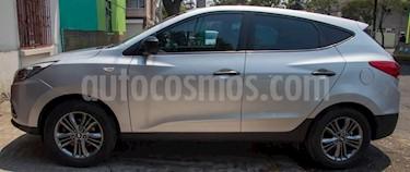 Hyundai ix 35 GLS usado (2015) color Plata precio $210,000