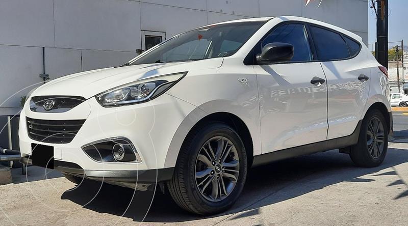 Hyundai ix 35 GLS usado (2015) color Blanco precio $189,000