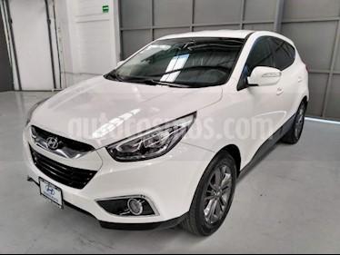 Hyundai ix 35 5P GLS L4/2.0 AUT usado (2015) color Blanco precio $240,000
