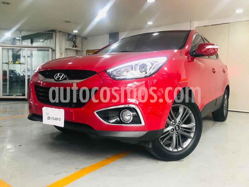 Hyundai ix 35 GLS Premium Aut usado (2015) color Rojo precio $198,500
