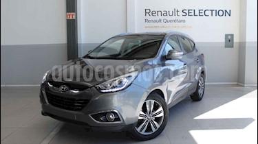 Hyundai ix 35 Limited Aut usado (2015) color Gris precio $210,000