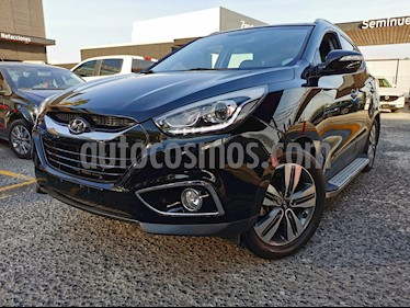 Hyundai ix 35 Limited Aut usado (2015) color Negro precio $225,000