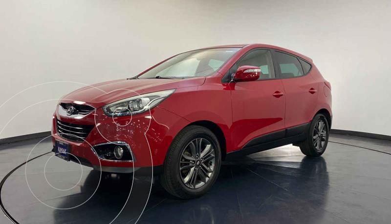 Hyundai ix 35 GLS Premium Aut usado (2015) color Rojo precio $237,999