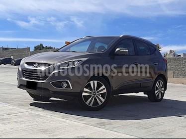 Hyundai ix 35 Limited Navegador Aut usado (2015) color Bronce precio $255,000