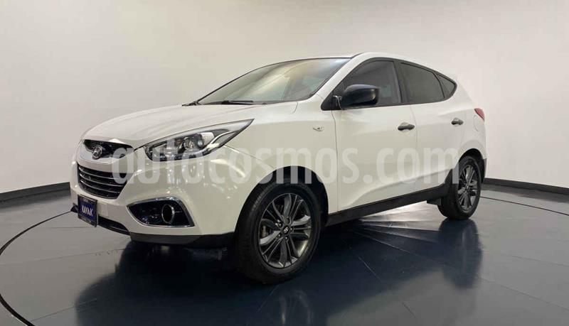 Hyundai ix 35 GLS Aut usado (2015) color Blanco precio $232,999