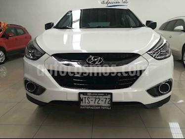 Foto Hyundai ix 35 GLS usado (2015) color Blanco precio $187,000