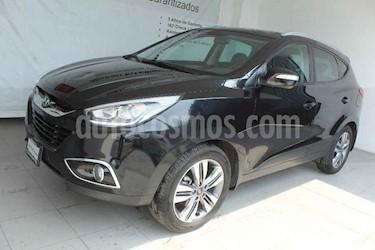 Hyundai ix 35 5p Limited L4/2.0 Aut usado (2015) color Negro precio $219,000
