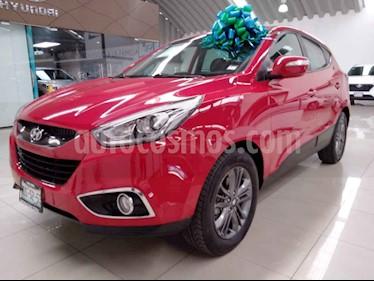 Hyundai ix 35 5p GLS Premium L4/2.0 Aut usado (2015) color Rojo precio $210,000