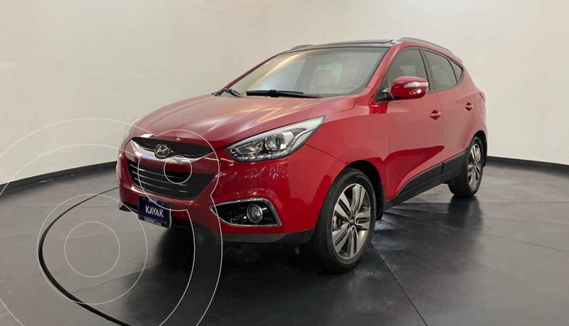 Hyundai ix 35 Limited Navegador Aut usado (2015) color Rojo precio $252,999