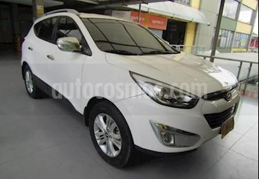 Hyundai ix35 TDi 2.0L 4x2 usado (2015) color Blanco precio $50.000.000