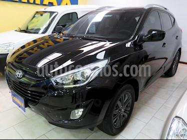Foto venta Carro usado Hyundai ix35 Theta II 2.0L 4x2 (2014) color Negro precio $48.900.000