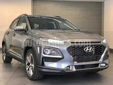Foto venta Auto usado Hyundai Kona Safety+ (2019) color Gris precio $1.600.000