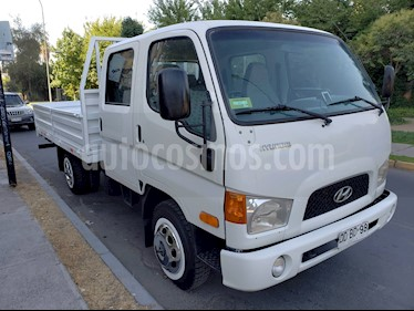 Foto venta Auto usado Hyundai Mighty Chasis Pick Up (2011) color Blanco precio $11.990.000