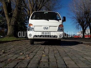 Hyundai Porter 2.5 Pick-Up Diesel usado (2011) color Blanco precio $8.900.000