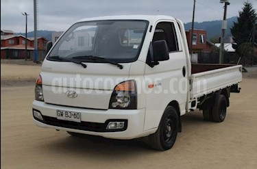 Foto venta Auto usado Hyundai Porter 2.5L GLS Camioneta (2015) color Blanco precio $11.300.000