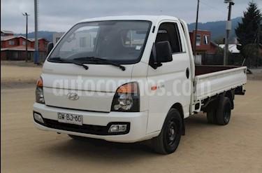 Hyundai Porter 2.5L GLS Camioneta usado (2015) color Blanco precio $11.300.000