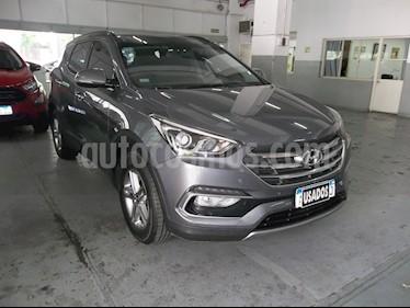 Foto Hyundai Santa Fe - usado (2016) color Gris Oscuro precio $1.950.000
