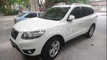 Foto venta Auto Usado Hyundai Santa Fe - (2011) color Blanco precio $550.000
