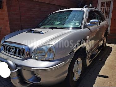 Foto venta Auto usado Hyundai Santa Fe 2.0 GL CRDi 4x2 (2003) color Plata precio $4.750.000
