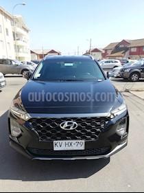 Hyundai Santa Fe 2.2 GLS CRDi 4x2 Full usado (2019) color Negro precio $19.800.000