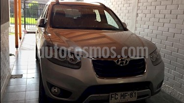 Foto venta Auto usado Hyundai Santa Fe 2.2 GLS CRDi 4x2 Full (2012) color Gris precio $9.500.000