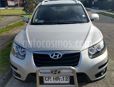 Hyundai Santa Fe 2.2 GLS CRDi 4x2 Full usado (2011) color Plata precio $8.490.000