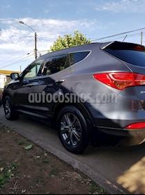 Hyundai Santa Fe 2.2 GLS CRDi 4x2 Full usado (2013) color Azul precio $8.900.000