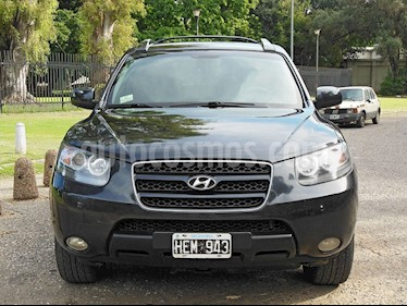 Foto venta Auto usado Hyundai Santa Fe 2.2 GLS CRDi 5 Pas Full Premium Aut (2008) color Negro Perla precio $435.000