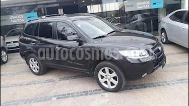 Foto venta Auto usado Hyundai Santa Fe 2.2 GLS CRDi 5 Pas Full Premium Aut (2010) color Negro precio $320.000