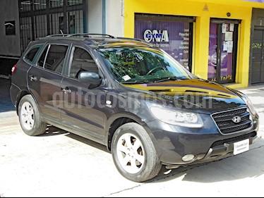 Foto venta Auto usado Hyundai Santa Fe 2.2 GLS CRDi 5 Pas Full Premium Aut (2008) color Negro Ebony precio $398.000