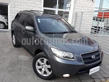 Foto venta Auto usado Hyundai Santa Fe 2.2 GLS CRDi 5 Pas Full Premium Aut (2008) color Gris Oscuro precio $449.000
