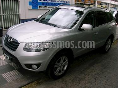 Foto venta Auto Usado Hyundai Santa Fe 2.2 GLS CRDi 7 Pas Full Premium Aut (2011) color Gris Claro