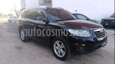 Foto venta Auto usado Hyundai Santa Fe 2.2 GLS CRDi 7 Pas Full (2011) color Azul Onyx precio $600.000