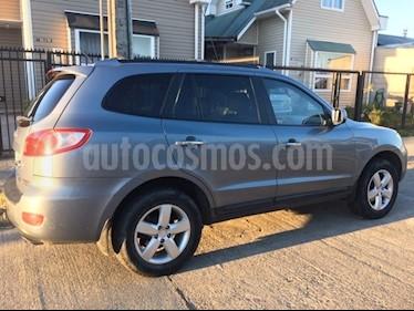 Foto venta Auto usado Hyundai Santa Fe 2.2L GLS CRDi 4x4 Aut Full (2009) color Celeste precio $6.800.000