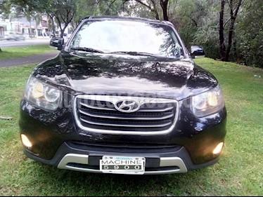 Foto venta Auto usado Hyundai Santa Fe 2.4 2WD DSL (2012) color Negro precio $520.000