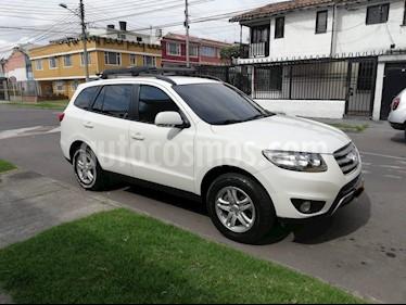 Foto venta Carro usado Hyundai Santa Fe 2.4 4x2 7 Pas. (2013) color Blanco precio $41.500.000
