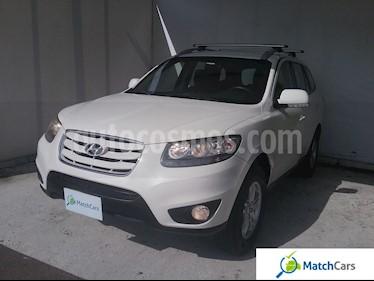 Foto venta Carro usado Hyundai Santa Fe 2.4 4x2 7 Pas. (2010) color Blanco precio $40.990.000