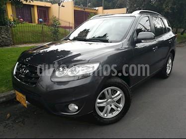 Foto venta Carro Usado Hyundai Santa Fe 2.4 4x2 7 Pas. (2011) color Negro Ebony precio $42.900.000