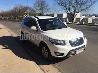 Foto venta Auto usado Hyundai Santa Fe 2.4 GLS 4x2 Aut (2013) color Blanco precio $9.290.000
