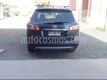 Hyundai Santa Fe 2.4 GLS 4x2 Full usado (2012) color Gris Carbono precio $7.100.000
